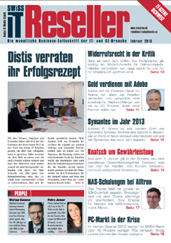 Swiss IT Reseller Cover Ausgabe 2013/itm_201301