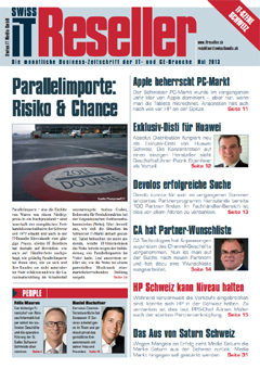 Swiss IT Reseller Cover Ausgabe 2013/itm_201305
