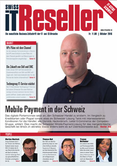 Swiss IT Reseller Cover Ausgabe 2016/itm_201610