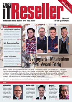 Swiss IT Reseller Cover Ausgabe 2017/itm_201701