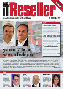Swiss IT Reseller Cover Ausgabe 2017/itm_201704