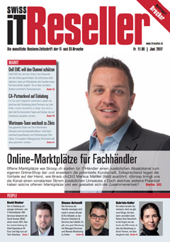 Swiss IT Reseller Cover Ausgabe 2017/itm_201706