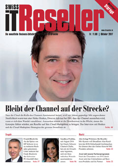 Swiss IT Reseller Cover Ausgabe 2017/itm_201710
