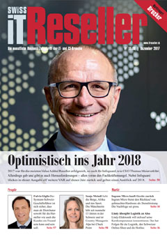 Swiss IT Reseller Cover Ausgabe 2017/itm_201712