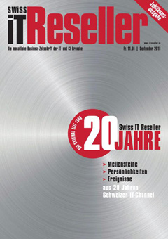 Swiss IT Reseller Cover Ausgabe 2018/itm_201809