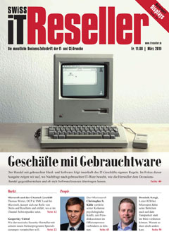 Swiss IT Reseller Cover Ausgabe 2019/itm_201903