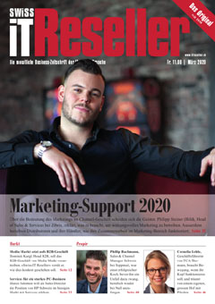Swiss IT Reseller Cover Ausgabe 2020/itm_202003