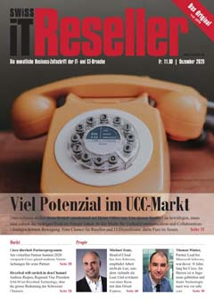 Swiss IT Reseller Cover Ausgabe 2020/itm_202012