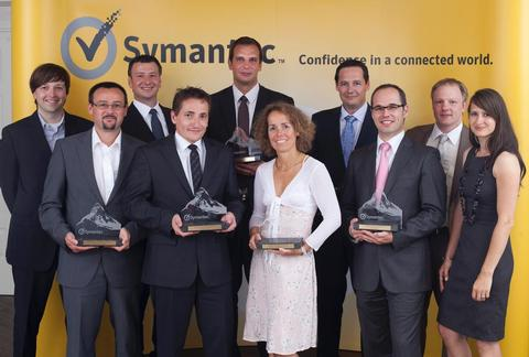 Symantec verleiht Partner Awards 2011