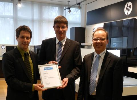 Softec wird HP Advanced Networking Specialist