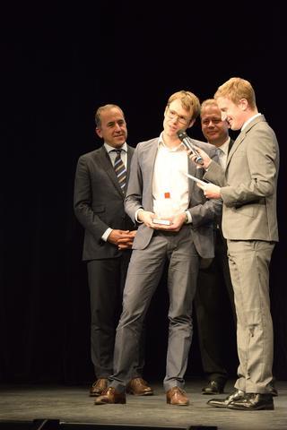 Award ehren f r ict ausbilder und talente it reseller for Ict schweiz