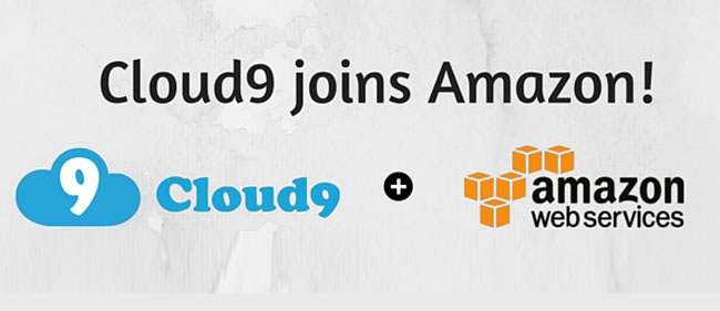 Amazon schluckt Entwicklerplattform Cloud9