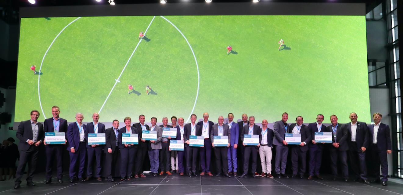 Cisco verleiht Cisco Partner Awards 2016