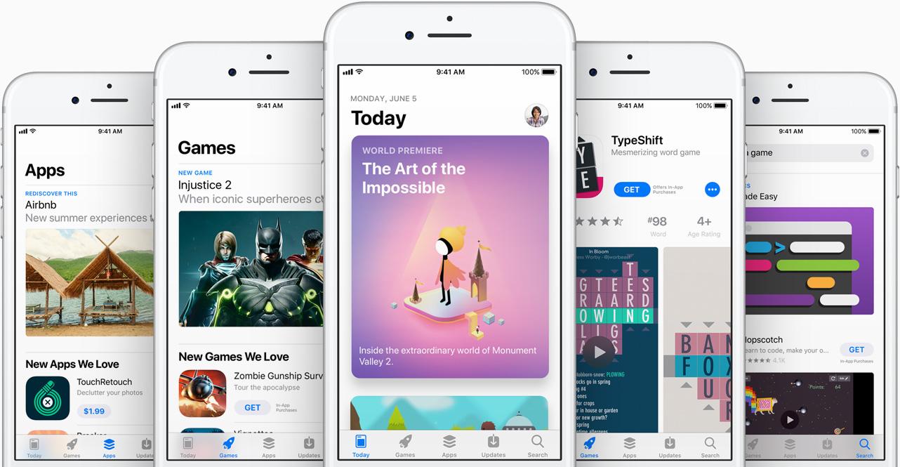 10 apps en hun succesverhalen