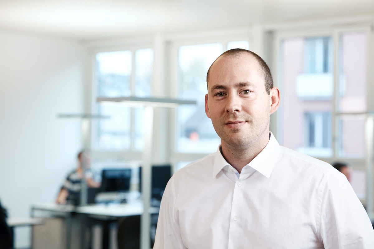 Stefan Röösli wird Account Manager Real Estate bei Arcplace