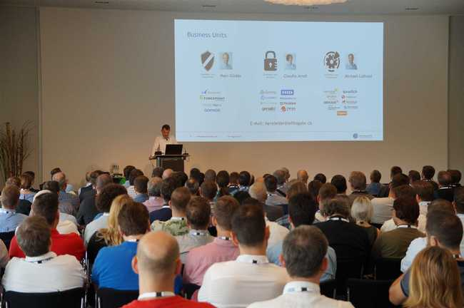 Infinigate IT Security Day 2017: 'Das Business liegt auf der Strasse'
