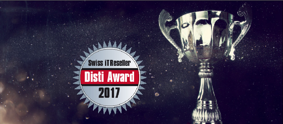 Disti Award 2017 geht an Alltron, Boll Engineering, Oridis und Zibris
