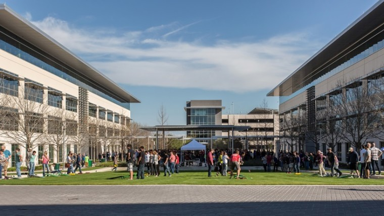 Apple baut neuen Milliarden-Campus in Austin
