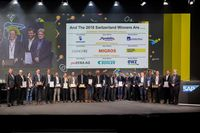 Verleihung der SAP Quality Awards 2018