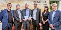 UMB ist Hitachi Platinum Partner of the Year