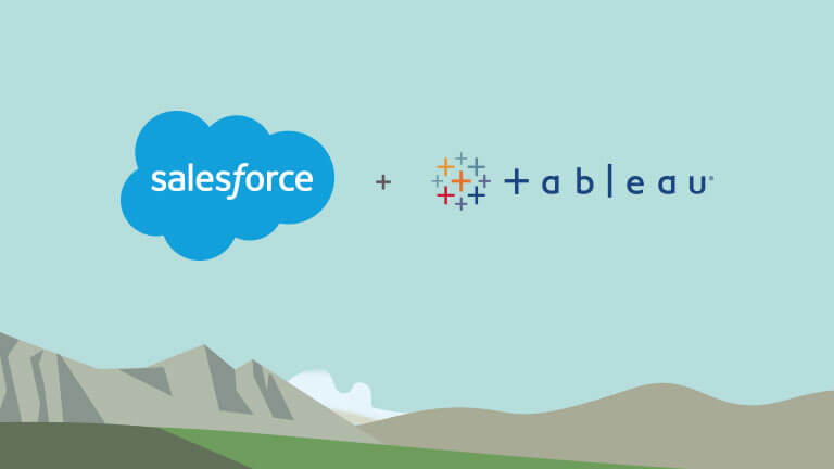 Salesforce kauft Tableau