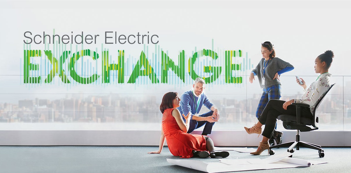 Schneider Electric lanciert IoT-Plattform Exchange in der DACH-Region
