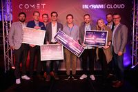 Ingram Micro ehrt mit Comet Competition Cloud-Start-ups