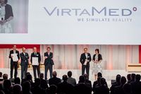 Virtamed gewinnt Export-Award