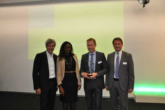 Microsoft Schweiz verleiht 'Partner of the Year'-Awards