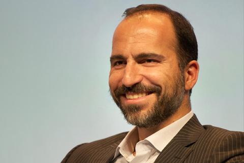 Neuer Uber-Chef hat IPO im Kopf