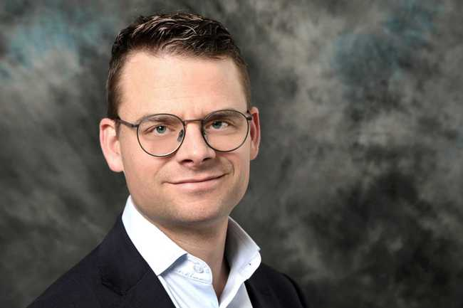 Intersys ernennt Philipp Aeschlimann zum Head of New Business Development