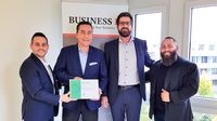 Veeam macht Business IT zum Platinum Propartner