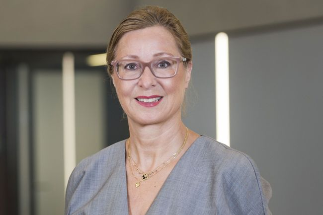 Jeannine Pilloud wird definitiv CEO bei Ascom