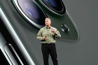 Apple ersetzt seinen Top Marketing Executive Phil Schiller