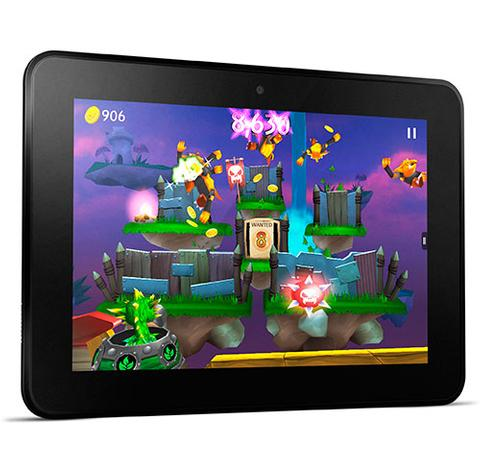 Kindle Fire HD - Amazon stockt sein Tablet-Angebot auf