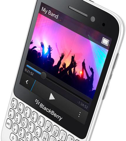 Spaltet Blackberry seinen Messaging-Dienst ab?