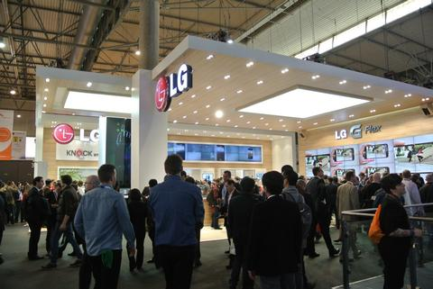 LG mit Rekordgewinn wegen Home Appliance und Home Entertainment