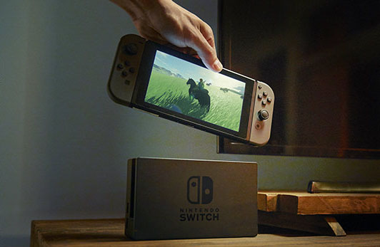 Nintendo verdoppelt Switch-Produktion