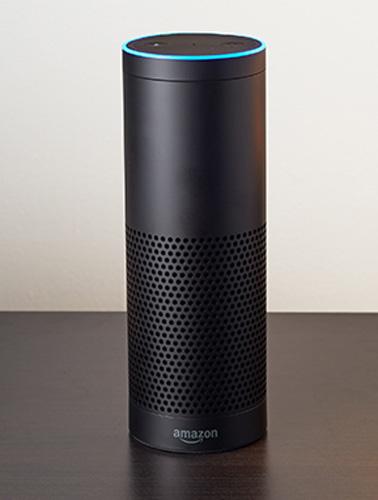 kabellose lautsprecher mit virtuellen assistenten lassen. Black Bedroom Furniture Sets. Home Design Ideas