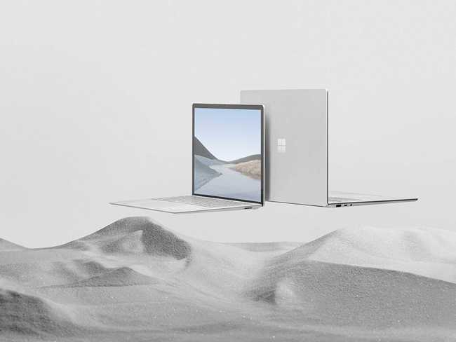 Microsoft stellt Surface Pro 7, Pro X und Laptop 3 vor ...